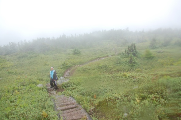 Hike at Blackhead Trail