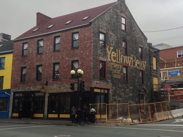 The Yellowbelly Brewhouse